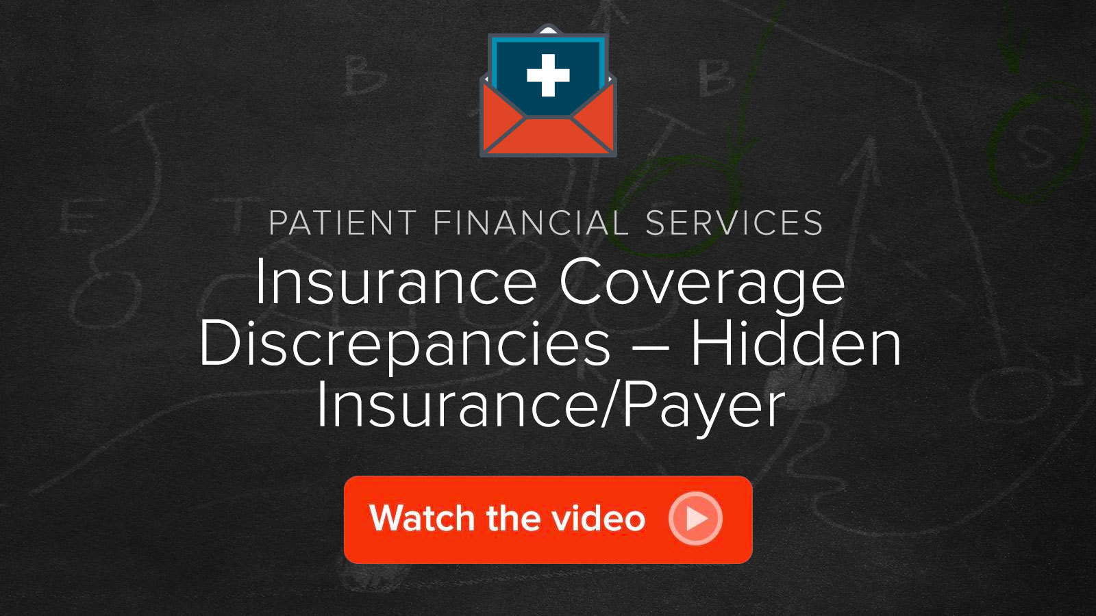 Watch the Insurance Coverage Discrepancies – Hidden Insurance/Payer  video