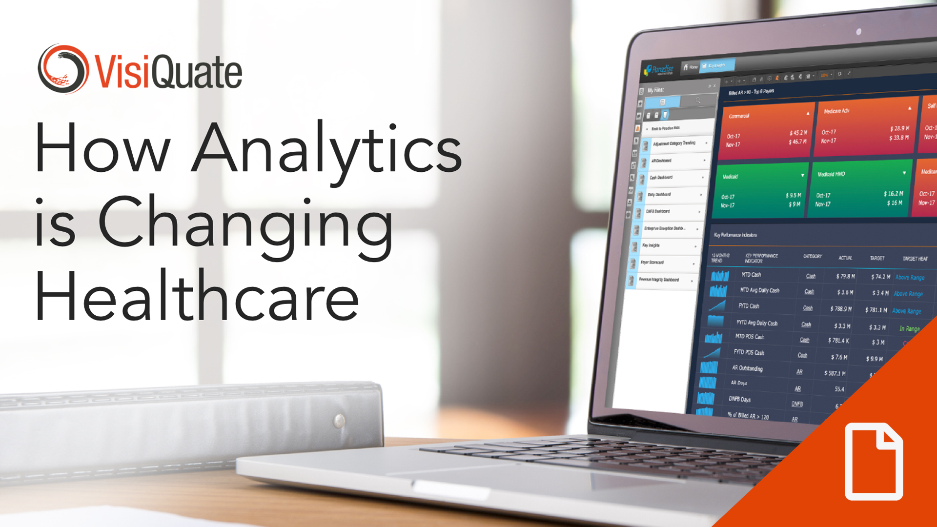 Thumbnail Presentation How Analytics Is Changing Healthcare