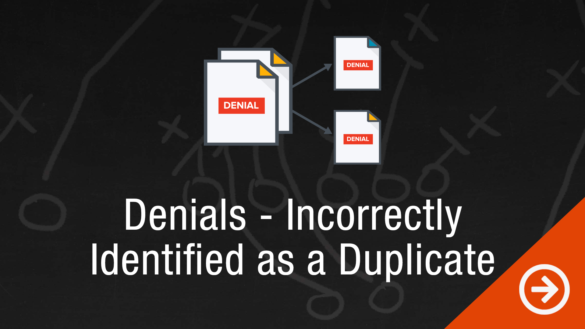 Thumnbail Play Denials Incorrectly Identified As Duplicate